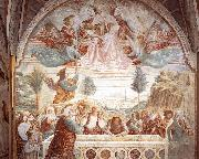 Assumption of the Virgin sdtg GOZZOLI, Benozzo